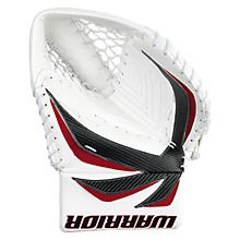Fortress Trapper, White with Black & Red
