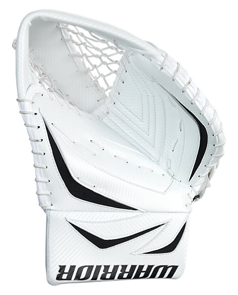 Fortress Trapper, White with White & Black