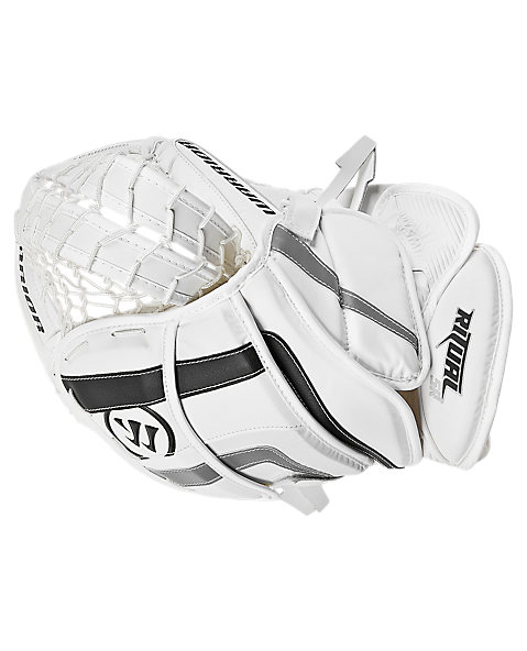 Ritual Sr & Int Trapper, White with Black & Silver