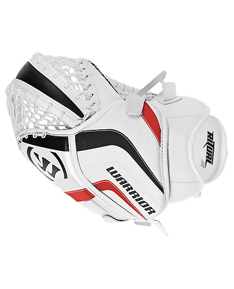 Ritual Jr Trapper, White with Black & Red