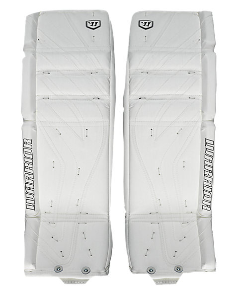 Messiah Leg Pads, White