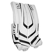 Ritual Pro Leg Pad, White with Black