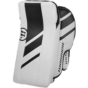 GT2 JR Blocker, White with Black