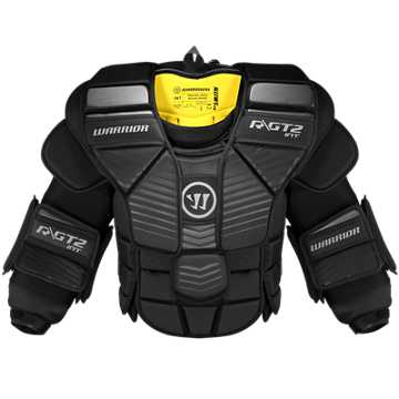 GT2 INT Chest & Arm, Black with Grey