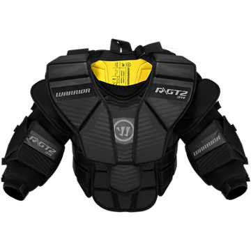 GT2 JR Chest & Arm, Black with Grey