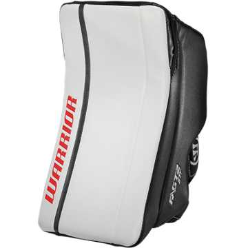 GT2 INT Classic Blocker, White with Black & Red
