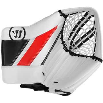 GT2 Pro Trapper, White with Black & Red