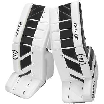 GT2 INT Leg Pad, White with Black