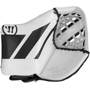 GT2 JR Trapper, White with Black