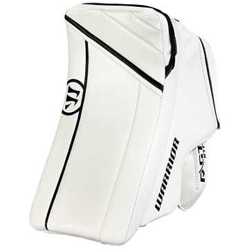 Ritual GT INT Blocker, White with Black