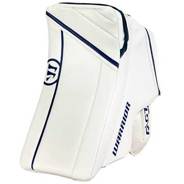 Ritual GT SR Blocker, White with Royal Blue