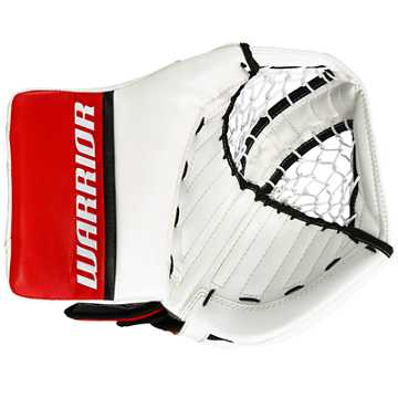 Ritual GT Pro Classic Trapper, White with Black & Red