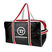 Warrior Pro Bag, Black with Red & White