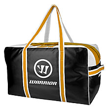 Warrior Pro Bag, Black with Vegas Gold & White