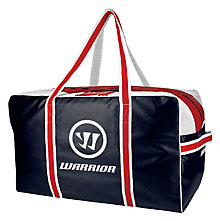 Warrior Pro Bag, Navy with White & Red