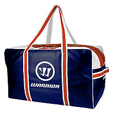 Warrior Pro Bag, Royal Blue with Orange & White