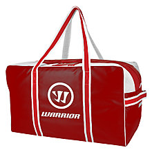 Warrior Pro Bag, Red with White