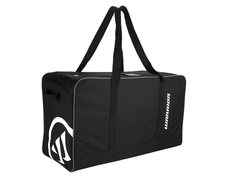 Dirt Bag Player Bag, Black with White