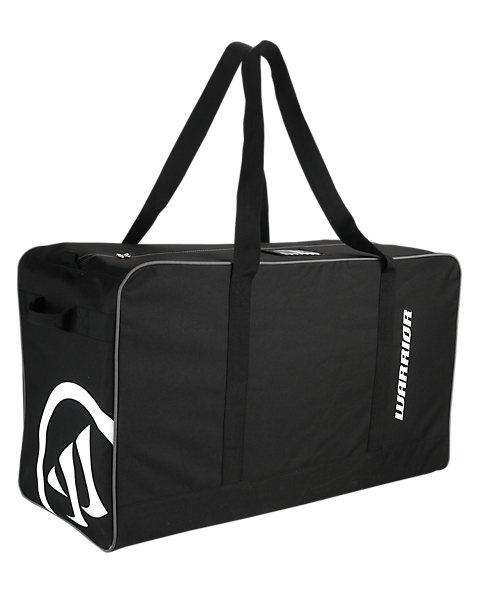 Dirt Bag Player Bag, Black with White