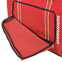 Team Duffel Bag Large, Red with White
