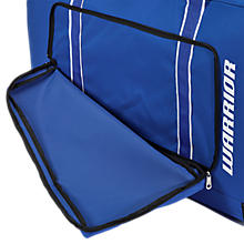 Team Duffel Bag Large, Royal Blue with White