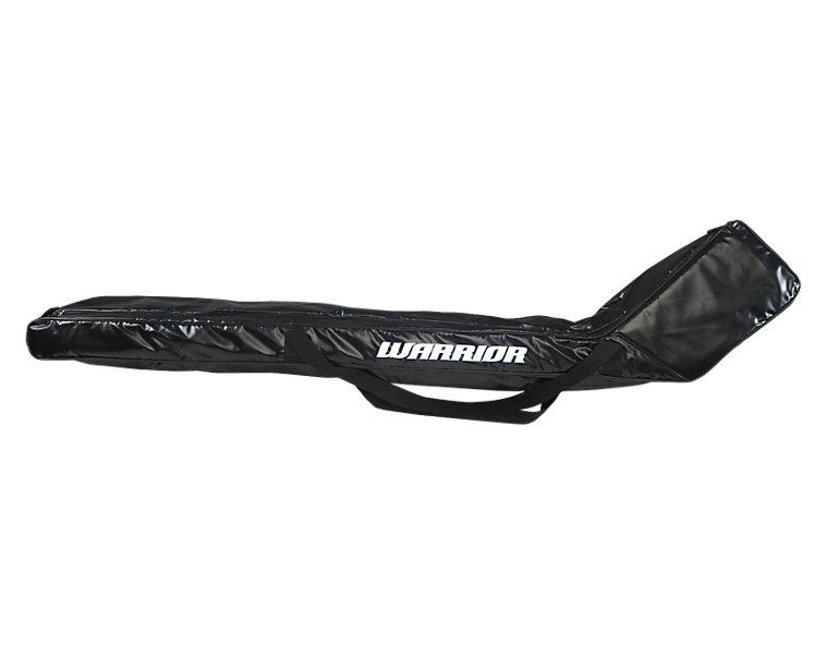 Warrior Team Stick Bag, Black with White