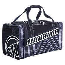 Vandal Player Carry Bag, Navy with White & Grey