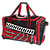 Vandal Roller Bag Senior, Black with Red & Grey