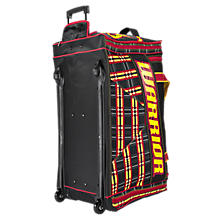 Vandal Roller Bag Senior, Black with Yellow & Red