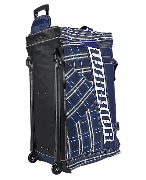 Vandal Roller Bag Junior, Navy with White & Grey