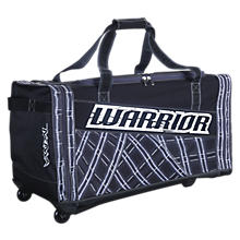 Vandal Roller Bag Senior, Navy with White & Grey