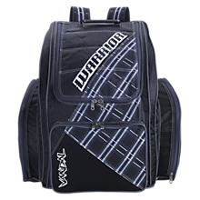 Vandal Carry Backpack, Navy with White & Grey