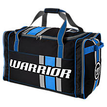 Covert Carry Bag, Black with Blue & Silver