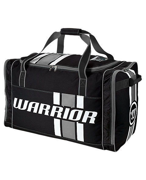 Covert Carry Bag, Black with White & Grey