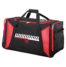 Covert QR Carry Bag, Black with Red & White