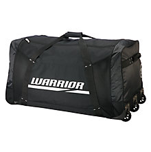 Covert Roller Goal Bag, Black with White