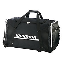 Covert Roller Bag, Black with White