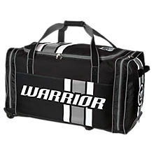 Covert Senior Roller Bag, Black with White & Grey