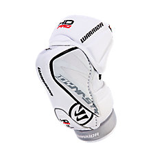 Dynasty HD Pro Elbow Pads Sr. , White with Black & Red