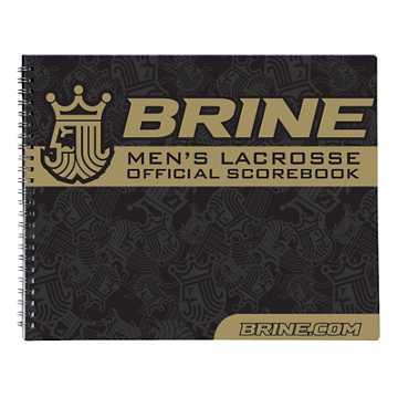 Men's Scorebook, Black