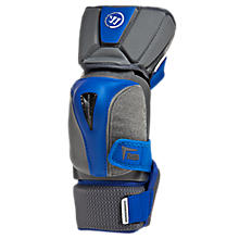 Projekt Elbow Pad, Black with Blue & Silver
