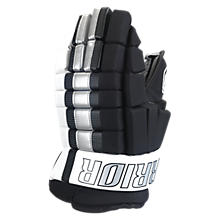 Franchise Glove, Black with White