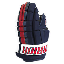 Franchise Glove, Navy with Red & White