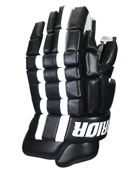 Bonafide Glove, Black with White