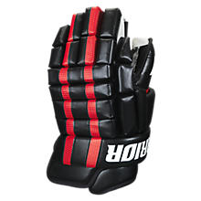 Bonafide Glove, Black with Red