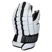 Bonafide Glove, White with Black