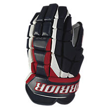 Luxe Glove, Black with Red & White