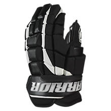 Luxe Glove, Black with White