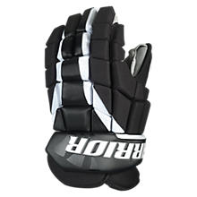 Surge Glove, Black with White