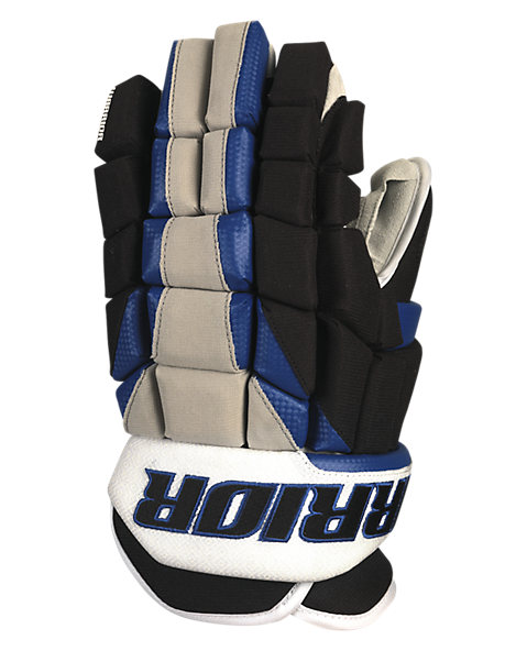 Surge Limited Edition Glove, Black with Silver & White
